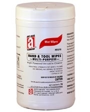 HAND AND TOOL WIPES