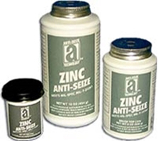ZINC ANTI-SEIZE - ZINC DUST AND PETROLATUM COMPOUND (AIRCRAFT GRADE)