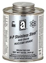 H-P STAINLESS STEEL ANTI-SEIZE COMPOUND, NUCLEAR GRADE