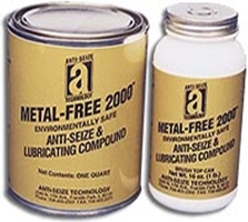 METAL-FREE 2000 - ANTI-SEIZE AND LUBRICATING COMPOUND