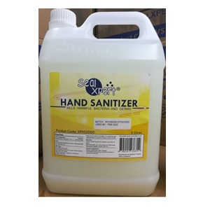 Nước rửa tay diệt khuẩn hand sanitizer Sealxpert-5L