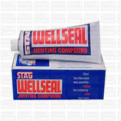 wellseal jointing compound 100ml tube