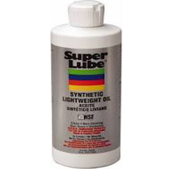 Super Lube 52020-16oz Synthetic Lightweight Oil
