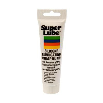 Super lube silicone lubricant compound 97008